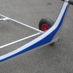 420 trolley rear foam