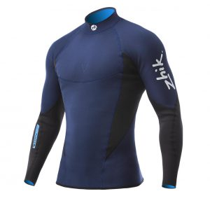 Zhik Mens Microfleece V Top