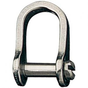 Ronstan 4mm Standard D Shackle