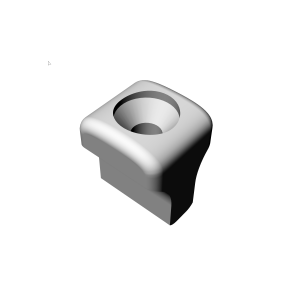WASZP Single Block Spacer