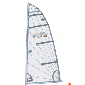Laser Vago Race Mainsail