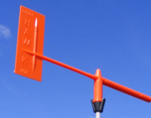 Hawk Wind Indicator - Replacement Vane Arm