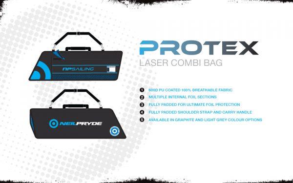 Neil Pryde Protex Laser Foil Bag