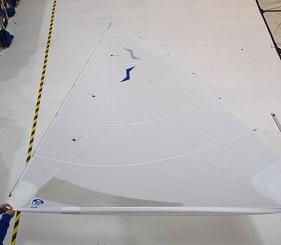 North Sails Solo mainsail