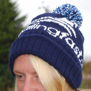 Sailingfast Bobble hat navy