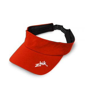 Zhik Structured Visor Red