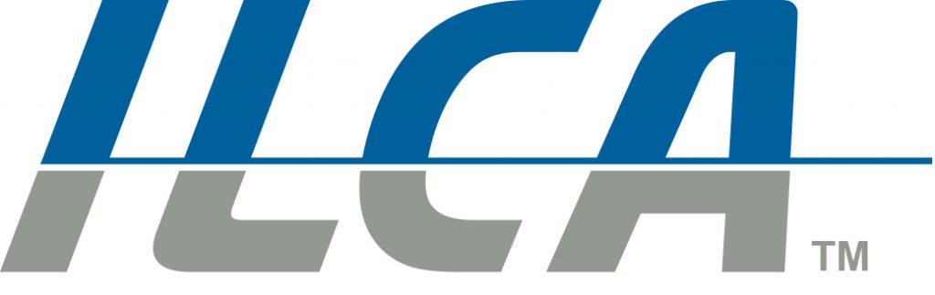 ILCA Logo blue