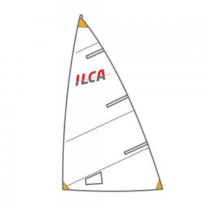 Ilca 4 sails