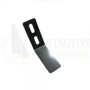 ILCA rudder retaining clip