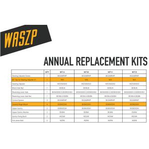 WASZP annual spares kit