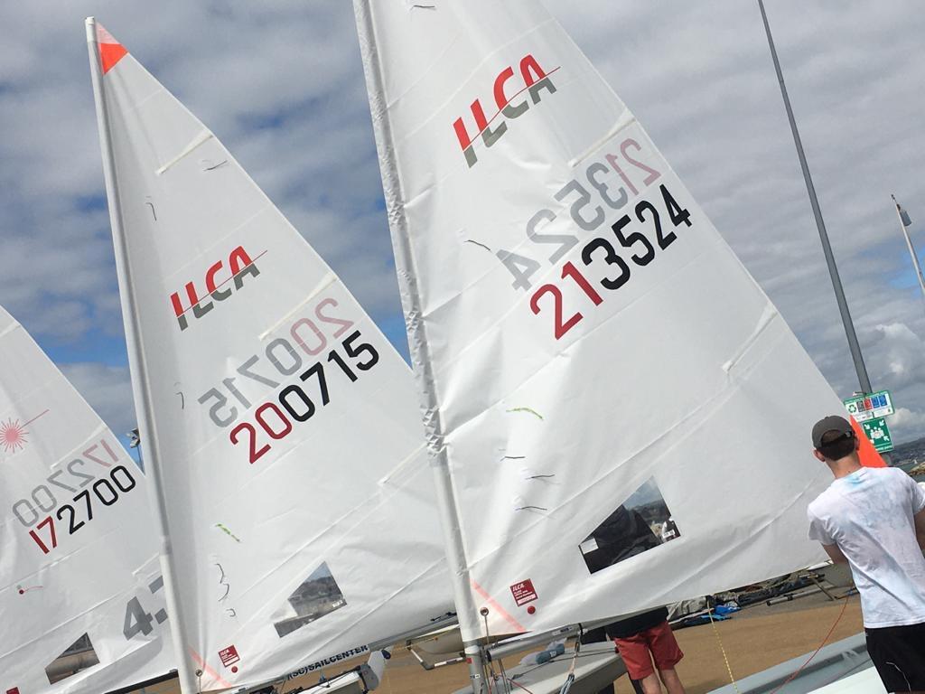 ILCA Sails